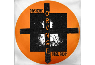 "Boys Noize & Virgil Abloh - Orvnge (Orange Vinyl 12"") [Vinyl]"
