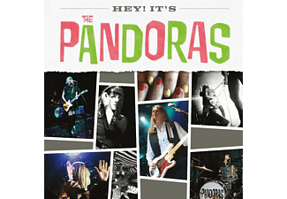 The Pandoras - Hey! It's The Pandoras [CD]