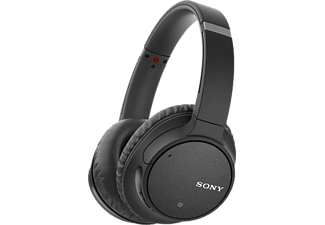 Sony WH-CH700N Oordopjes On Ear Bluetooth Zwart Headset, Ruisonderdrukking