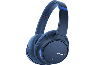 Sony WH-CH700N Koptelefoon On Ear Bluetooth Blauw Headset, Ruisonderdrukking
