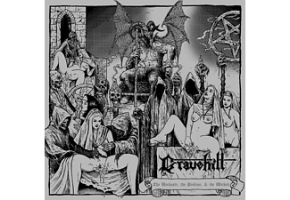 Gravehill - The Unchaste,The Profane & The Wicked [CD]