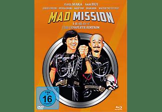 MAD MISSION Part 1 - 5 - (Blu-ray + DVD)