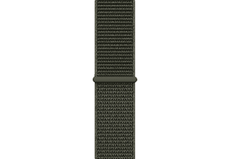 APPLE Nike Sport Loop, Armband, Apple, Watch 38 mm, Cargo Khaki