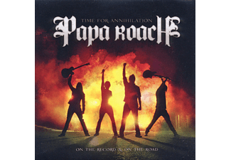 Papa Roach - Time For Annihilation... [CD]