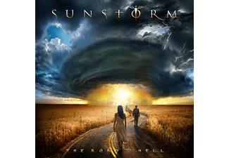 Sunstorm - The Road To Hell (Ltd.Gatefold/Black Vinyl) [Vinyl]