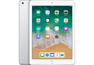 "APPLE iPad 9,7"" (2018) 128GB Wifi ezüst (mr7k2hc/a)"