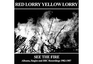 Red Lorry Yellow Lorry - See The Fire: Albums, Singles and BBC Recordings 1982-1987 (CD)
