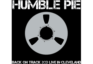 Humble Pie - Back On Track/Live In Cleveland (CD)
