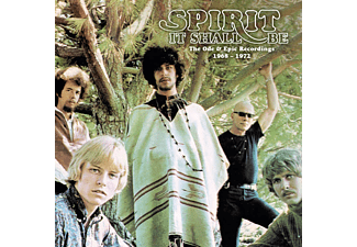 Spirit - It Shall Be: The Ode & Epic Recordings 1968-1972 (CD)