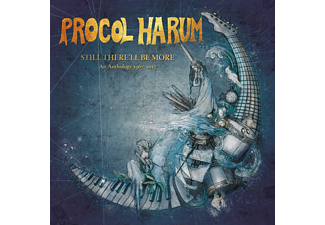 Procol Harum - Still There'll Be More: An Anthology 1967-2017 (CD)