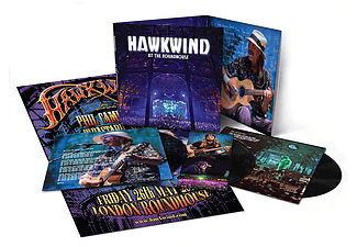 Hawkwind - At The Roundhouse (Vinyl LP (nagylemez))