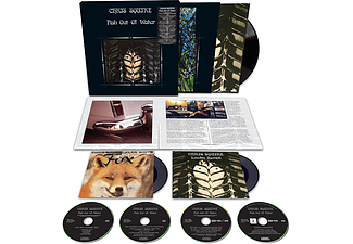 Chris Squire - Fish Out of Water (CD + DVD)
