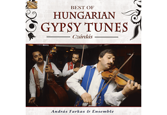 Farkas András - Best of Hungarian Gypsy Tunes (CD)