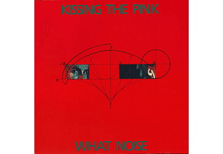 Kissing The Pink - What Noise (Expanded+Remastered Edition) [CD]