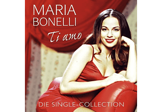 Maria Bonelli - Ti amo-Die Single-Collection [CD]