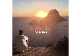 Dj Meks - Lost in Ibiza [CD]