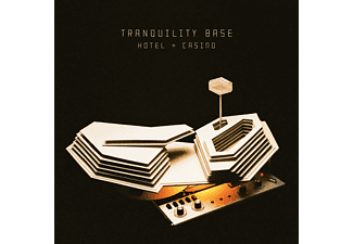 Arctic Monkeys - Tranquility Base Hotel & Casino (Limited Clear LP+MP3) [LP + Download]