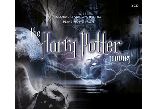 Global Stage Orchestra - Plays Music-Harry Potter [CD]