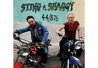Sting & Shaggy - 44/876 (Deluxe Edition) (CD)