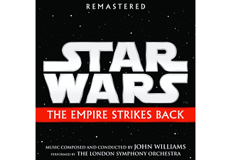 The London Symphony Orchestra - Star Wars: The Empire Strikes Back (Csillagok háborúja: A Birodalom visszavág) (CD)