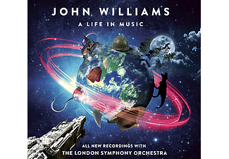 John Williams - The London Symphony Orchestra (CD)