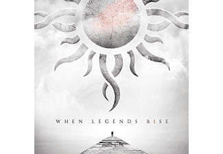 Godsmack - When Legends Rise (CD)