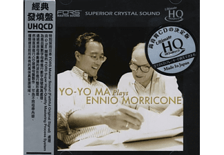 Ennio Morricone - Plays Ennio Morricone [CD]