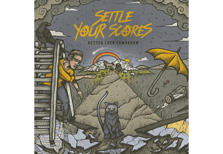 Settle Your Scores - Better Luck Tomorrow (CD)