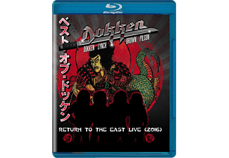 Dokken - Return To The East Live 2016 (Blu-ray)