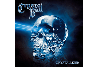 Crystal Ball - Crystallizer (Digipak) (CD)
