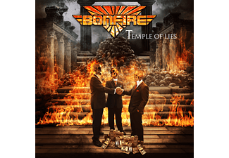 Bonfire - Temple Of Lies (Digipak) (CD)