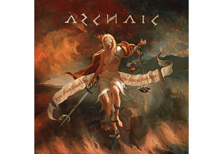 Archaic - How Much Blood Will You Shed To Stay Alive? (Digipak) (CD)