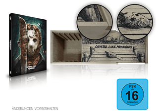 Crystal Lake Memories - Wooden Box + Mediabook - Exklusiv [Blu-ray]