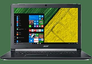 Acer Aspire 5 A517-51G-87A7 1.8GHz i7-8550U 17.3  1920 x 1080Pixels Zwart Notebook