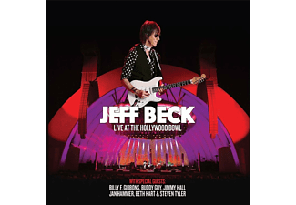 Jeff Beck - Live At The Hollywood Bowl (CD)