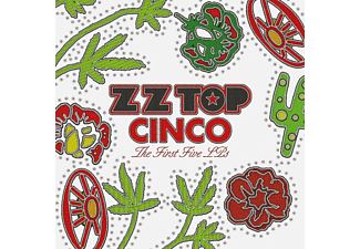 ZZ Top - Cinco: The Second Five (Limited Edition) (Vinyl LP (nagylemez))