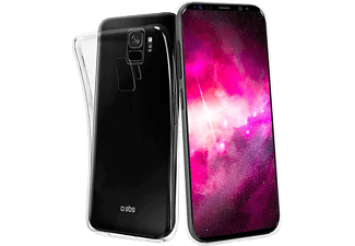 SBS MOBILE Skinny Cover till Samsung Galaxy S9 - Transparent