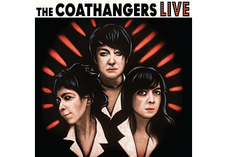 The Coathangers - Live [LP + Download]