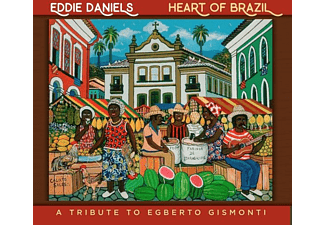 Eddie Daniels - Heart Of Brazil [CD]
