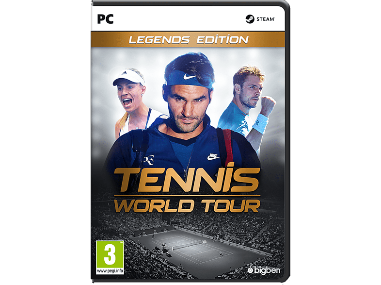 Tennis World Tour Legend Edition PC gaming games pc games