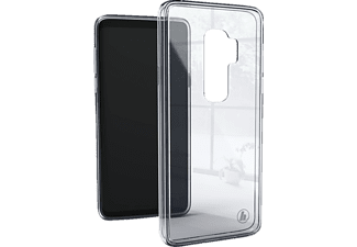 HAMA Cover Glass Backcover Samsung Galaxy S9+ Glas/Thermoplastisches Polyurethan Transparent