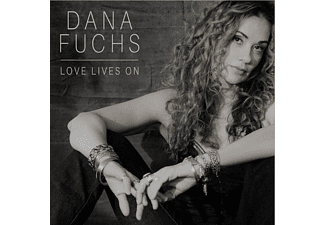 Dana Fuchs - Love Lives On [CD]