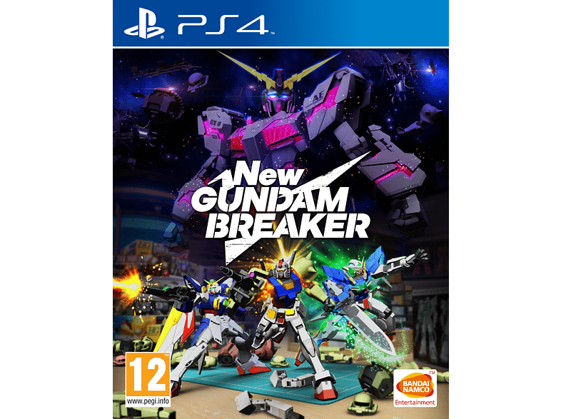 New Gundam Breaker PlayStation 4 gaming games ps4 games