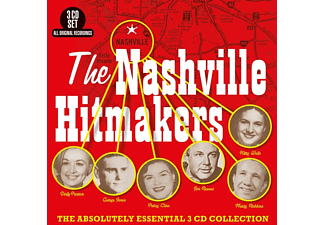 VARIOUS - Nashville Hitmakers [CD]