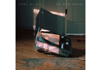 Sons Of Bill - Oh God Ma'am (Heavyweight LP+MP3) [LP + Download]
