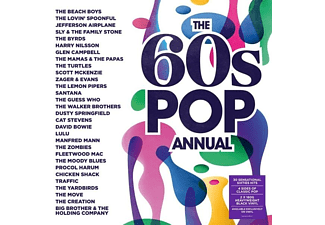 VARIOUS - 60's Pop Annual [Vinyl]