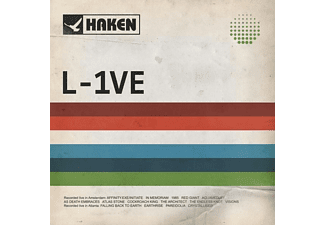Haken - L-1VE [CD]