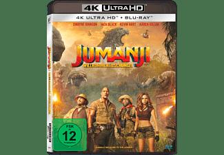 Jumanji: Willkommen im Dschungel - (4K Ultra HD Blu-ray + Blu-ray)