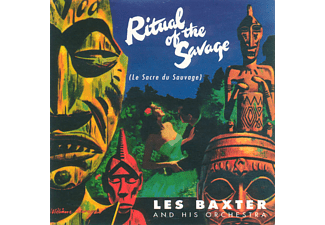 Les Baxter - The Ritual of the Savage+Tamboo! [CD]