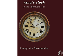 Panayiotis Demopoulos - Nina's Clock [CD]